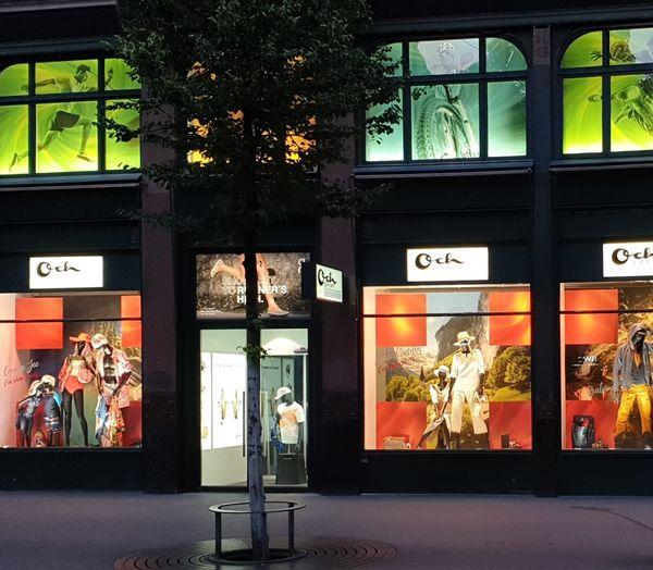 Och Sport, Sportmode & sportartikelen in Zürich
