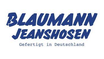 BLAUMANNN JEANSHOSEN Logo