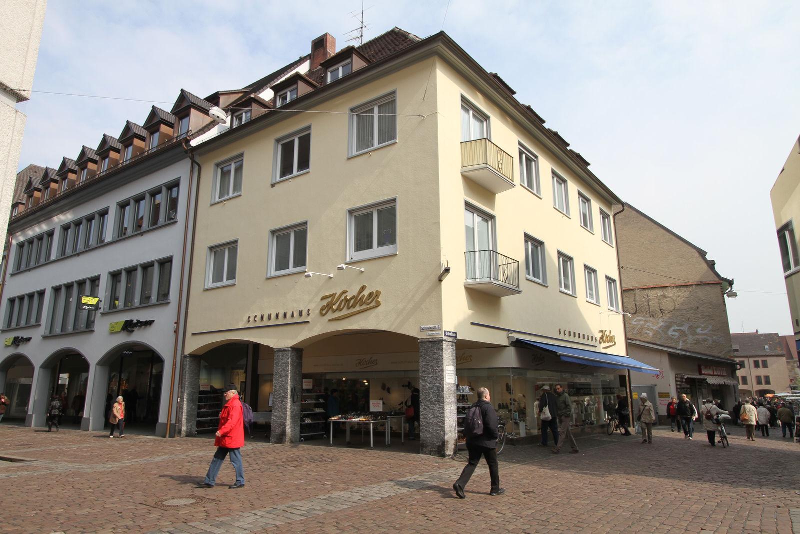 Schuhhaus Kocher in Freiburg im Breisgau (Bild 2)