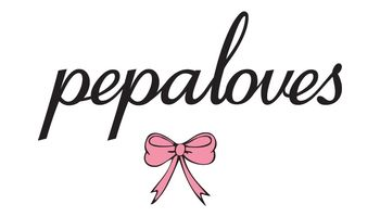 pepaloves by pepa karnero Logo
