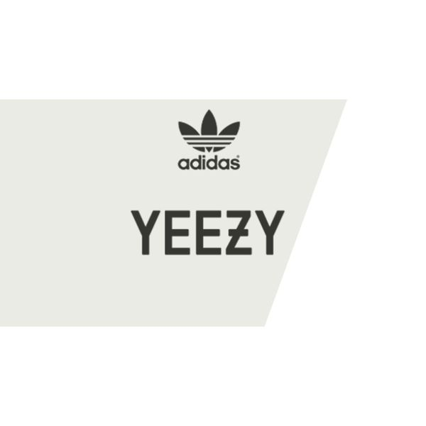 YEEZY adidas Originals x Kanye West Logo