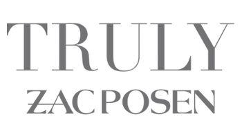 TRULY ZAC POSEN Logo