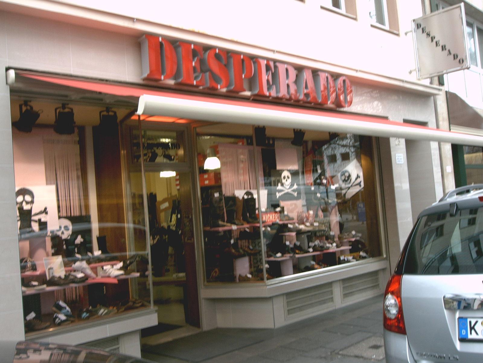 Desperado in Köln (Bild 1)