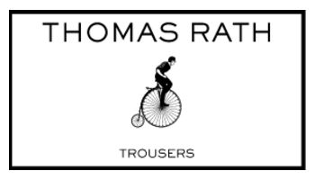 Thomas Rath Trousers by Gardeur Logo