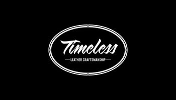 Timeless Leather Craftsmanship Logo