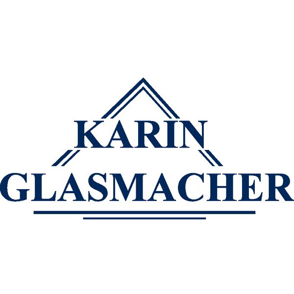 KARIN GLASMACHER Logo