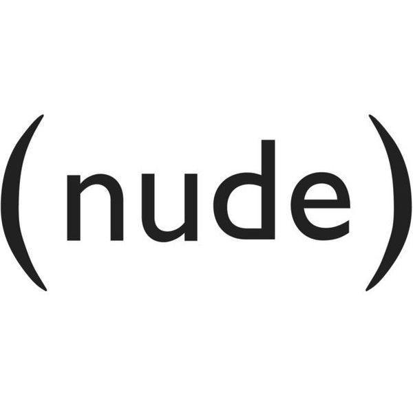 (nude) Logo