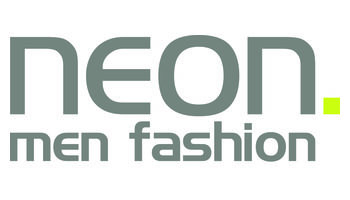 NEON. men fashion Logo