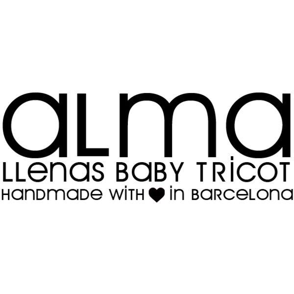 alma llenas baby tricot Logo