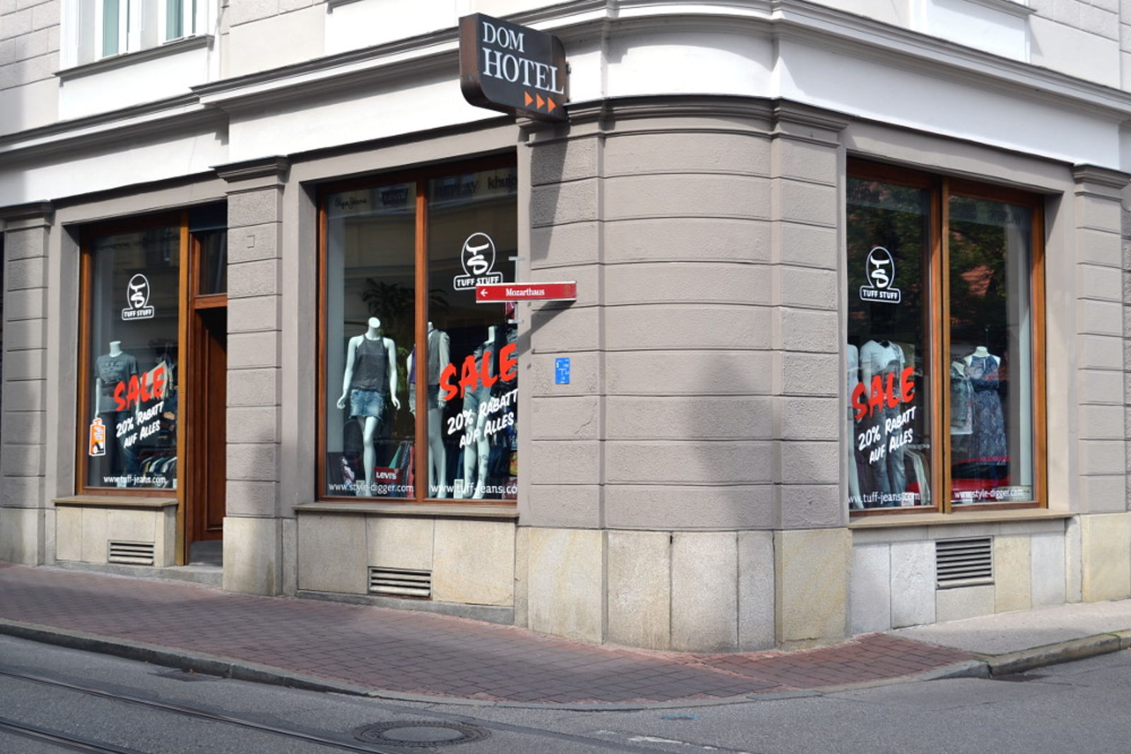 Tuff Stuff Jeanswear in Augsburg