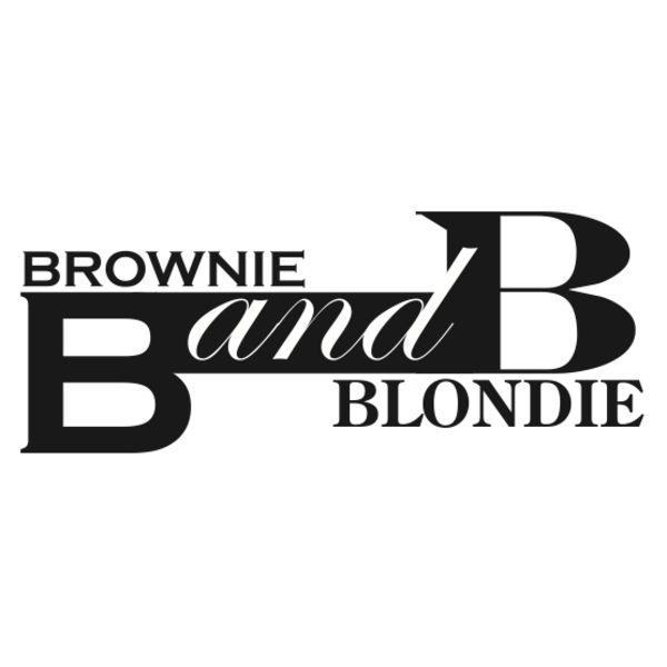 BROWNIE and BLONDIE Logo
