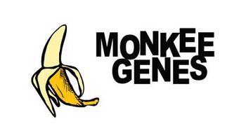 MONKEE GENES Logo
