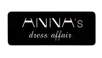 ANNA's dress affair Logo