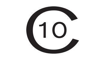 10 CROSBY DEREK LAM Logo