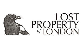 LOST PROPERTY of LONDON Logo