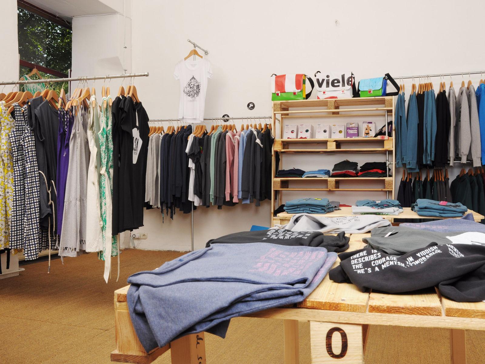 supermarché - Organic & Fair Trade Fashion in Berlin (Bild 5)