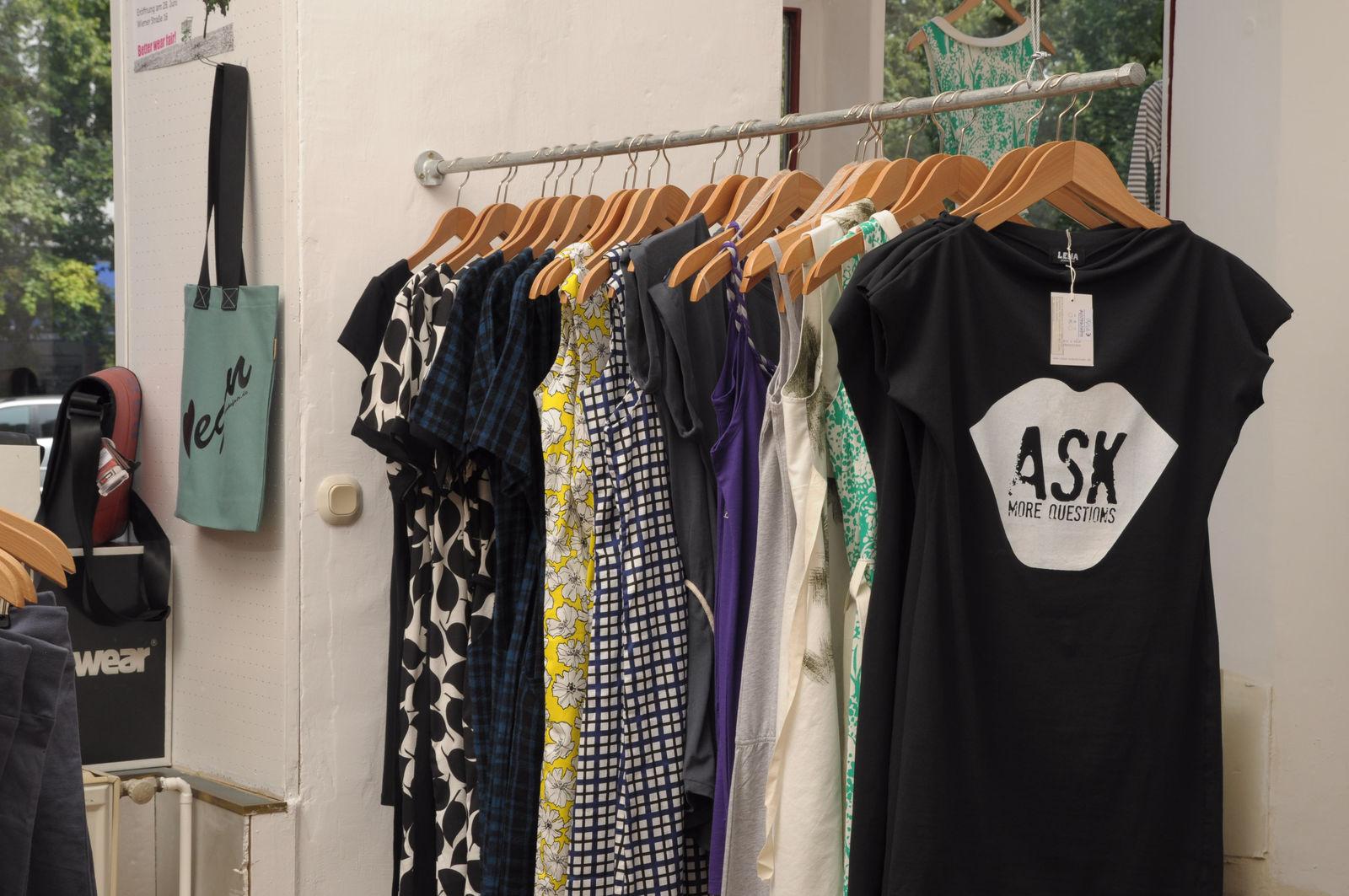 supermarché - Organic & Fair Trade Fashion in Berlin (Bild 6)