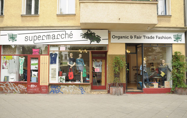 supermarché - Organic & Fair Trade Fashion