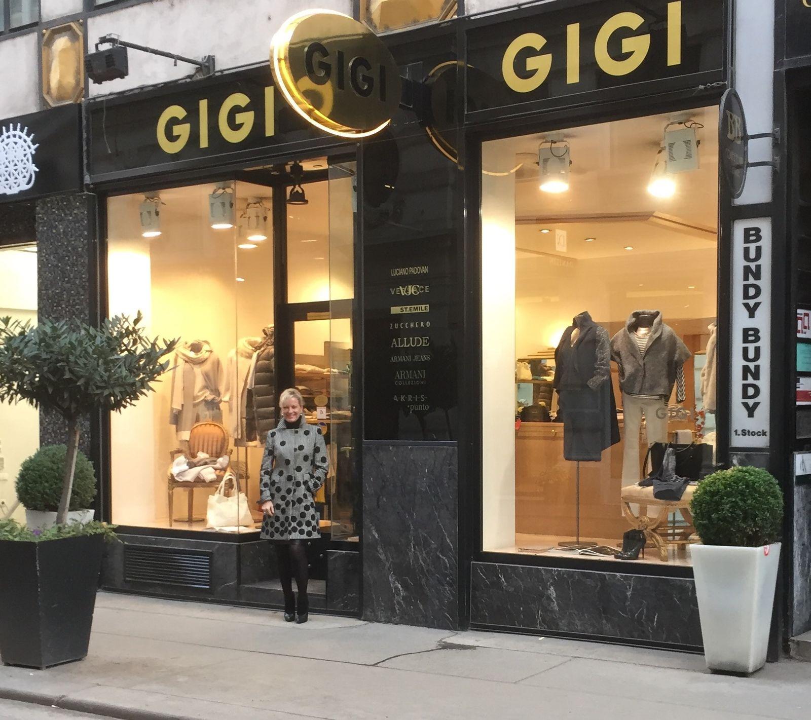 Boutique GIGI in Wien