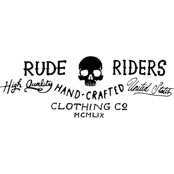 RUDE RIDERS Logo