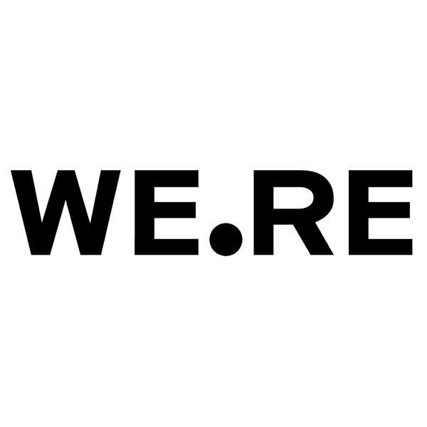 WE.RE Logo