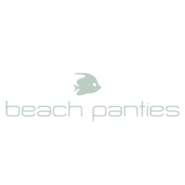 beach panties Logo