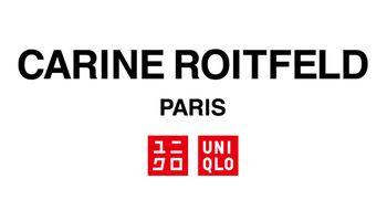 UNIQLO x Carine Roitfeld Logo