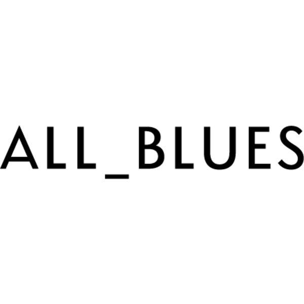 ALL BLUES Logo