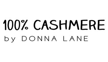 100% Cashmere by Donna Lane Logo