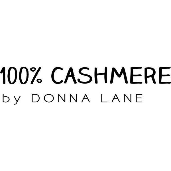 100% Cashmere by Donna Lane Logo