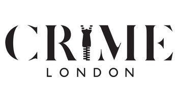CRIME LONDON Logo