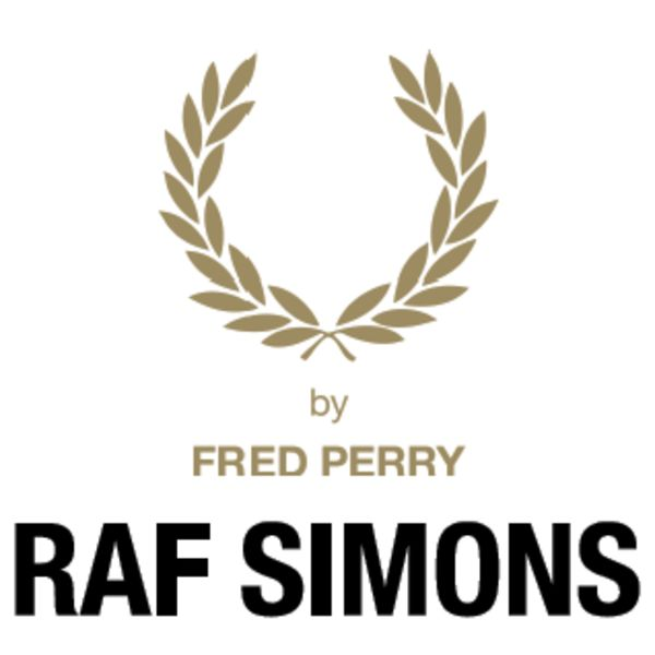 FRED PERRY Laurel Wreath | RAF SIMONS Logo