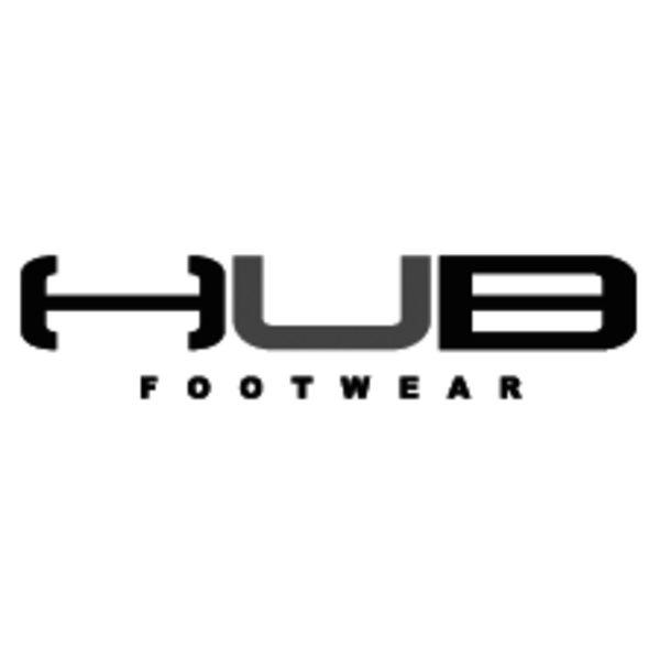 HUB Footwear Logo