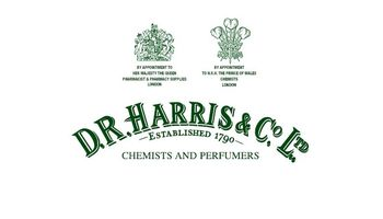D.R. HARRIS & Co. Ltd. Logo