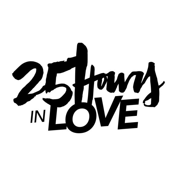 25 Hours IN LOVE Logo