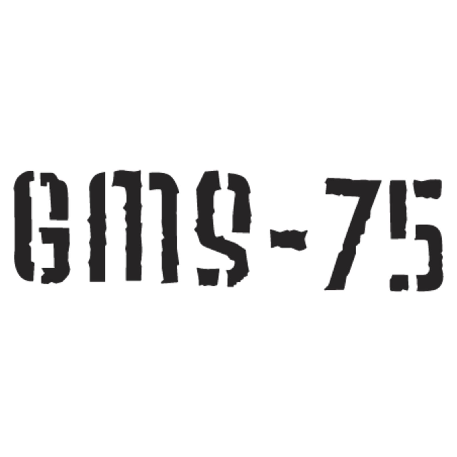 GMS-75 (Image 1)