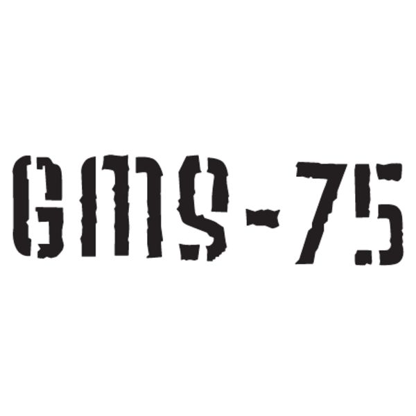 GMS-75 Logo