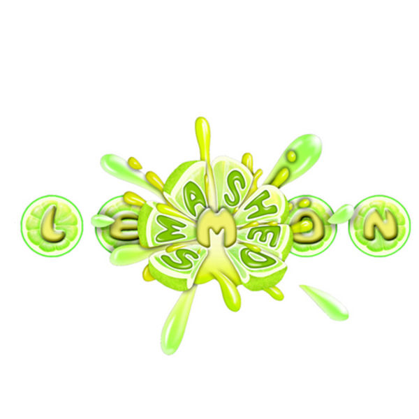 Smashed Lemon Logo
