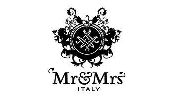 Mr & Mrs Italy Logo