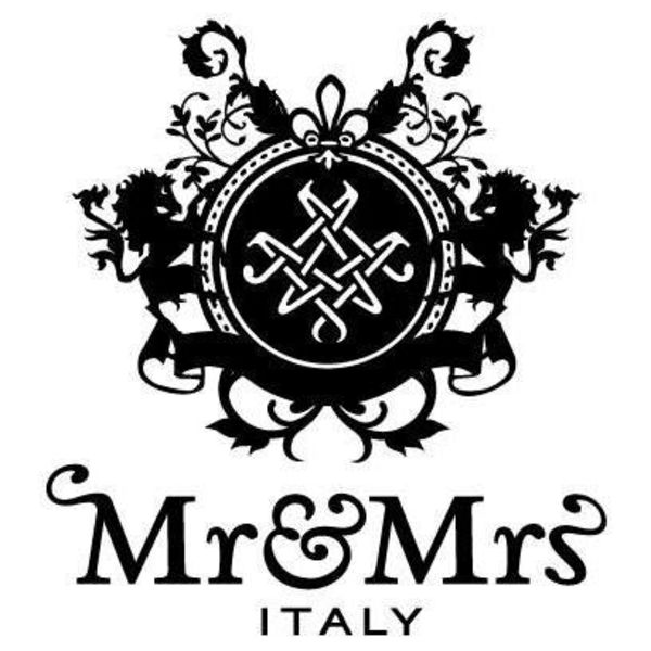 Mr & Mrs Italy Logo