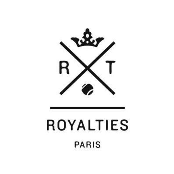 ROYALTIES PARIS Logo