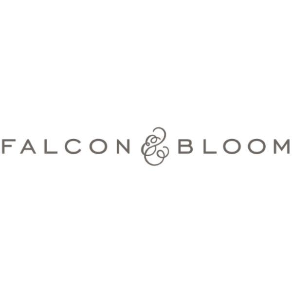 FALCON & BLOOM Logo