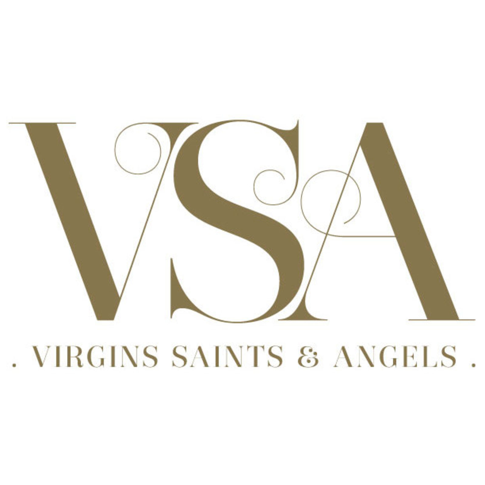 VIRGINS SAINTS & ANGELS