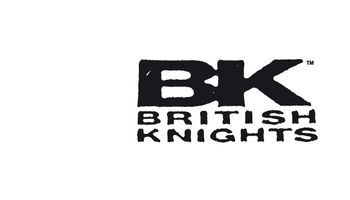 BK BRITISH KNIGHTS Logo