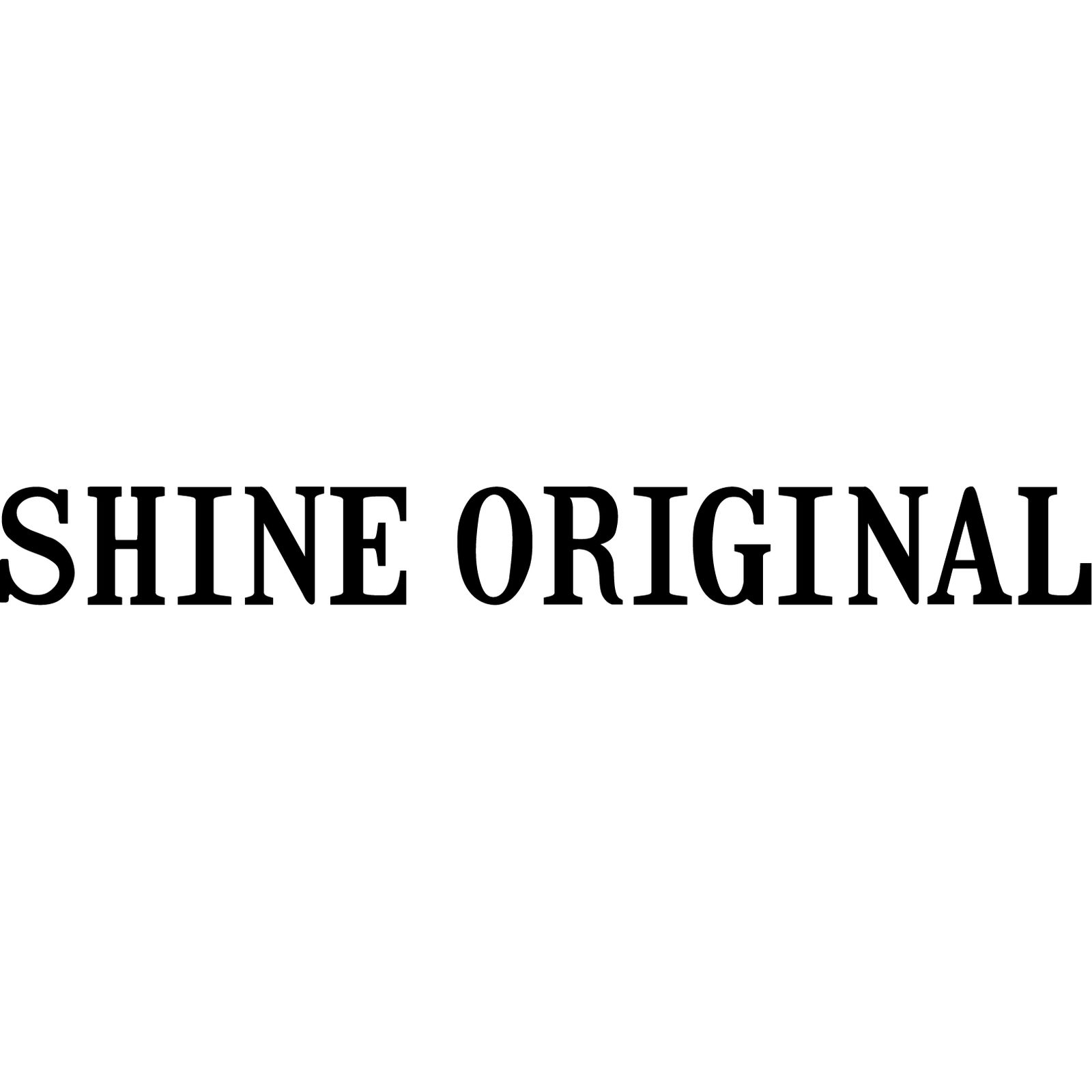 SHINE ORIGINALS