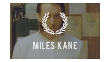 FRED PERRY | MILES KANE Logo