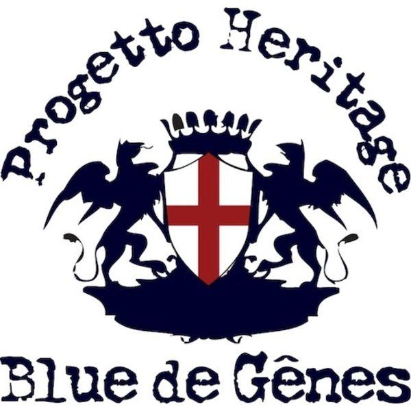 Blue de Gênes Logo