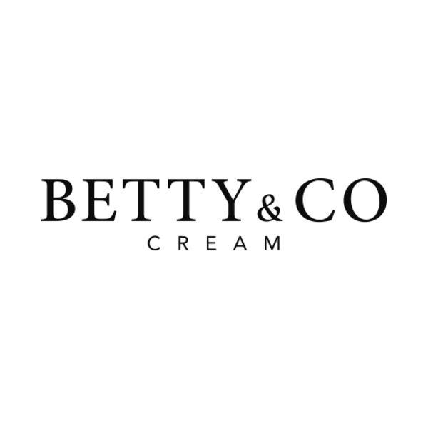 BETTY & CO CREAM Logo