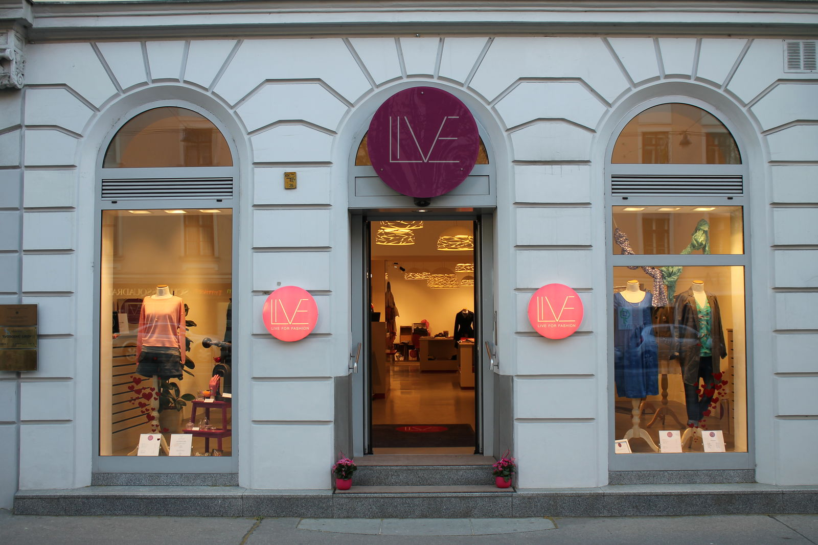 LIVE for fashion in Wien (Bild 1)
