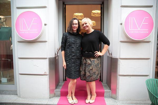 Veronika Fürnsinn & Elisabeth Scharb